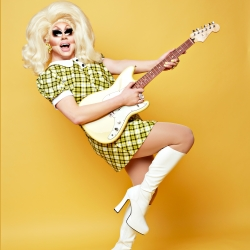 "Trixie Mattel To Release Soundtrack For ""Moving Parts"" Documentary, 12.20"